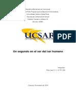 Ensayo II de HUMANO CRISTIANO 2.doc