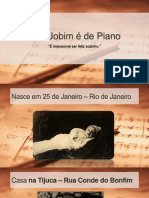 Tom Jobim é de Piano.pptx