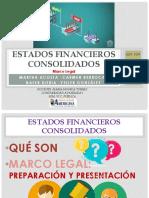 EEFF Consolidados - Marco Legal