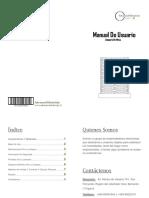 Manual de Usuario Lampara