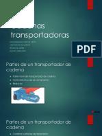 Cadenas Transportadoras Dicertacion