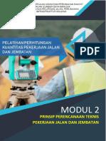 Modul 2. Prinsip Perencanaan Teknis Pek. Jalan Dan Jembatan