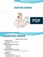 Variation Order Manual Final Copy.pptx Rfevised4132015