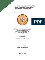 My Final Paper