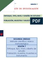investigacion enfoque
