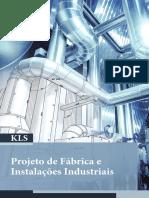 projeto de instalação industrial