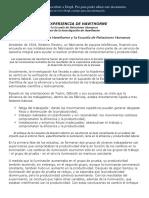 A EXPERIÊNCIA DE HAWTHORNE ES.docx
