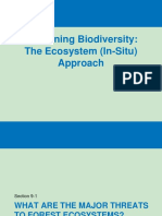 Biodiversity%20-%20The%20Ecosystem%20%28In-situ%29%20Approach%20.ppt