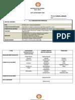 Unit Assessment Map 3rd Quarter