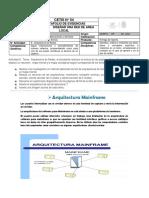8- Arquitectura de Redes