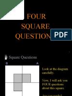 Four Squares