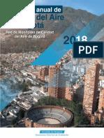 Informe de calidad de recurso del aire y del agua