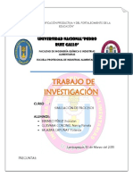Trabajo de Investigacion Simulacion