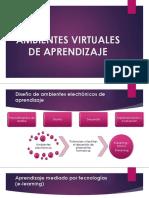 Ambientes Virtuales de Aprendizaje