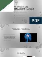 Fisiología Del Comportamiento Humano