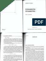 Dvoskin, R. Fundamentos de Marketing. Cap. 4