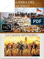 La Guerra Del Pacifico
