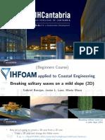 IhFOAM Course 3