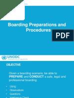 + board procedures unidc