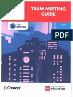 team meeting guide