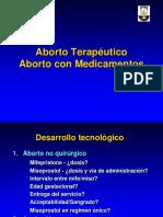 Módulo 7 Aborto Con Medicamentos