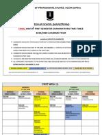 SlyShare-FINAL Exams Timetable