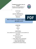 TRATAMIENTO TERCIARIO