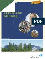 wisoak-Programm Berufliche Bildung Bremen Herbst 2011