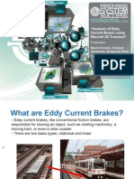 Analysis of Eddy Current Brakes