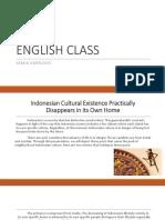 presentasi kelas inggris