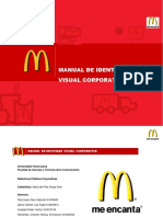 Final Manual Mcdonalds