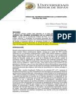 PA2 ROMERO T. Constitucional