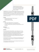 NWT Wash Tool Data Sheet