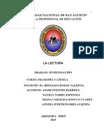 la lectura FILOSOFIA.pdf