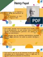 Henry Fayol & 14 Principios Fundamentales