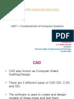 computer application in design M.E