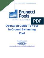 Brunetti Pool Care Guide 02 2013