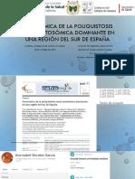 Expo. 28.10.19.Victor.marquez.panorámica de La Poliquistosis Renal Autosómica Dominante en Una Region Del Sur de España