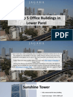 The Top 5 Office Buildings in Lower Parel