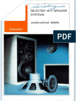 Philips ApplicationBook SelectedHiFiSpeakerSystems 1969-11