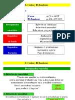 6 Los Costos y Las Deducciones (1)