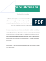 Creación de Librerías en Java.docx