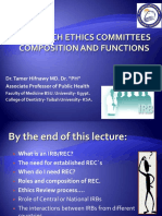 Research & Ethics Committee