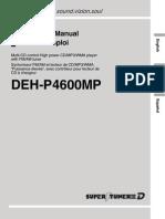 DEH-P4600MP