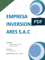 Modelo de Informe Inversiones Ares s (1)