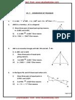 CBSE Class 7 Maths Worksheet - Congruence of Triangles (5).pdf