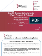 Credit Bureau in Indonesia Past Present Future PBK ACRN Forum 11 July 2019_revMR2_Final Sent to EO