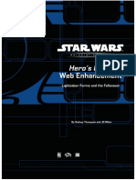 SWD20 - Core - Hero's Guide - Lightsaber Forms and the Fallanassi