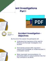 Accident Investigation 0