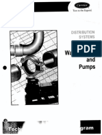 1. Carrier TDP - Water Piping & Pumps (New Version)